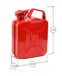 Fuel Jerry Can 5LTR